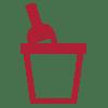 Picto Bar à vin éphémère